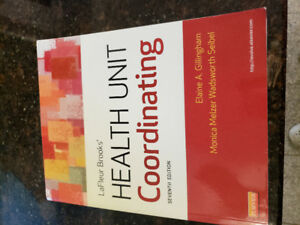 Health Unit Coordinating Seventh Edition
