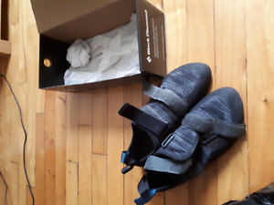 Chaussons escalade momentum de black diamond