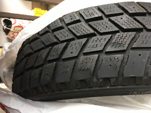 Cheap- Used Hankook winter tires for sale