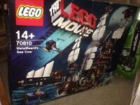 Lego movie pirate ship (metalbeard's sea cow)