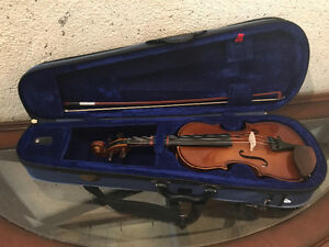 Violin and Flute for sale