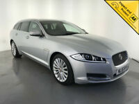 2015 JAGUAR XF LUXURY SPORT BRAKE DIESEL AUTO 1 OWNER SERVICE HISTORY FINANCE PX
