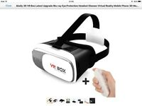 3D VERTUAL REALITY GLASSES