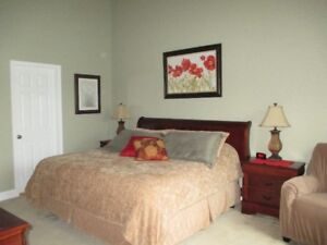 Myrtle Beach VacationHome4Bdrm 5RealBeds