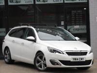 2014 Peugeot 308 SW 1.6 e-HDi Allure (s/s) 5dr