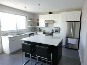 Upper duplex Cote Saint luc 4 bedrooms