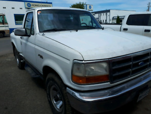 1992 ford f150 flare side