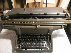 Vintage Underwood Typewriter St. John's Newfoundland image 2