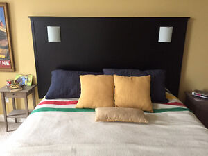 Boutique Hotel Style Headboard (King Size) London Ontario image 1