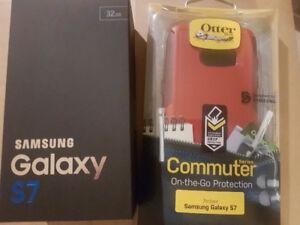 Sealed new Samsung S7