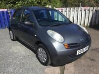 AUTOMATIC NISSAN MICRA 1.2 PETROL 5 DOOR 2 KEYS MOT MARCH 19