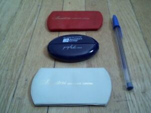 3 INVESTORS GROUP PROMOTIONAL ITEMS