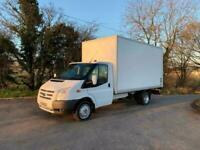 2014 Ford Transit TDCi 125ps [DRW] Luton Diesel Manual