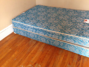 Double Matress and box spring for Sale