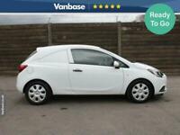 2016 Vauxhall Corsa 1.3 CDTi 16V 95ps ecoFLEX Van [Start/Stop] CAR DERIVED VAN D