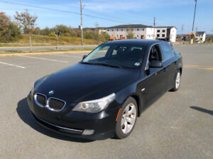 Manual 2008 Fully Loaded BMW 528i Rear Wheel Drive for $5990
