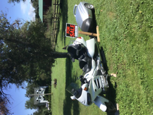 2014 Goldwing and trailer