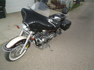For Sale or trade V-Star 1100 Classic Cruiser