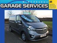 FOR SALE 2015 VAUXHALL VIVARO SPORTIVE OUTSTANDING CONDITION ** NO VAT **