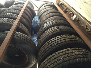 "15 and 14"" tires sets"