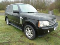 2006 Land Rover Range Rover 3.0 Td6 VOGUE 4dr Auto ESTATE Diesel Automatic