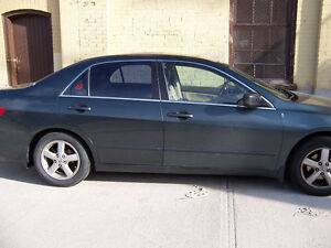 2004 Honda Accord  also I can trade with small car.
