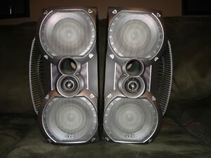 JVC HX Z30 SPEAKERS