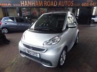 Smart Fortwo Cabrio 1.0 Passion Mhd Convertible