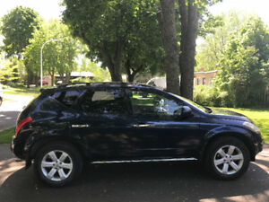 Nissan Murano SL 2007