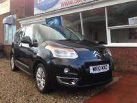 2010 10 Citroen C3 Picasso 1.6 HDi VTR+ FINANCE AVAILABLE