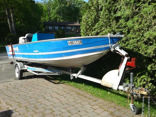 Used 1987 Princecraft Starfish