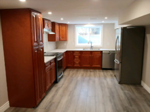 BRAND NEW 2 BEDROOM, NORTH END!!!
