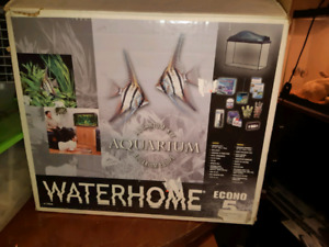 AQUARIUM ELITE 5 GALLONS NEUVE