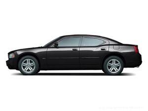 2009 Dodge Charger    SRT-8 Low Mileage Sunroof Rear DVD $259.68