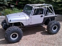 2002 Jeep TJ ROCK CRAWLER