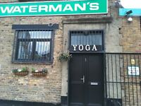 Working Partnership Opportunity for Yoga Teachers, Therapist & Masseuse in new Yoga Studio London E1