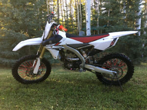 2014 YZ250F special edition