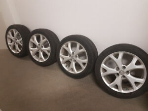 REDUCED - Mazda 3 Alloy Rims Perfect Condition