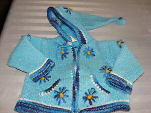 Blue Sweater - Size 2