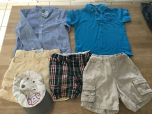 Lot de vêtements pour garçon 3 ans