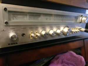 Taya stereo receiver -- model rx-9500