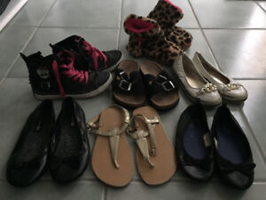 Girls shoes size 13/1