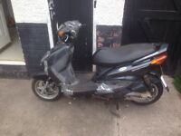 Yamaha Cygnus 125 bargain £350 no offers priced to sell