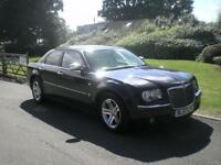 CHRYSLER 300C 3.0CRD V6 AUTO only 68,000 miles