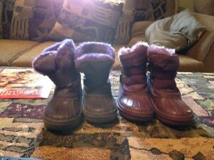 girls boots Kawartha Lakes Peterborough Area image 1