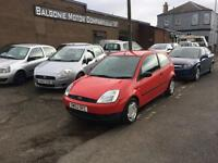2003 Ford Fiesta 1.25 Finesse 3dr