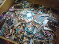 Various Amount Of Yugioh cards-Good condition