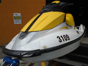 2007 SEADOO GTI - PROJECT / BODY ONLY