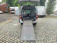 2007 Toyota HIACE 250 D-4D 120 Window van* minibus* wheelchair accessible MPV Di