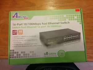 AirLink 101 16port Switch